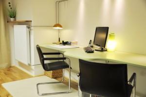 Dieses Bild zeigt eines der Büros